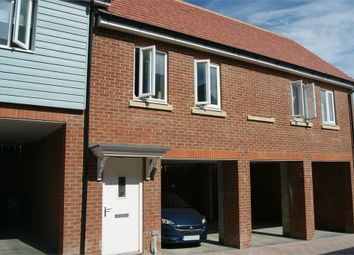 Thumbnail 2 bed flat to rent in Weavers Close, Eastbourne, East Sussex