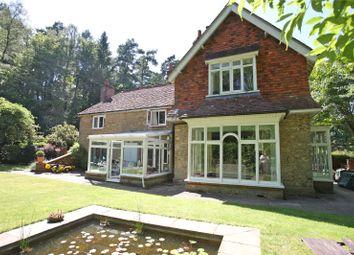 Thumbnail 3 bed semi-detached house for sale in Threeways, Farnham Road, Churt, Farnham