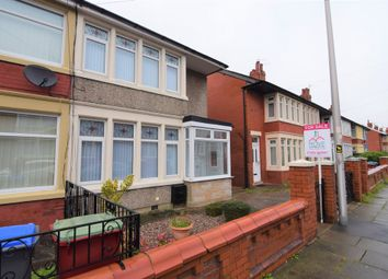 Thumbnail 2 bedroom semi-detached house for sale in Fordway Avenue, Blackpool