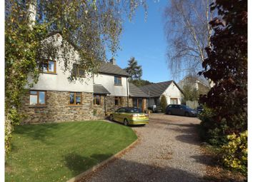 Thumbnail 5 bedroom detached house for sale in North Road, Lifton