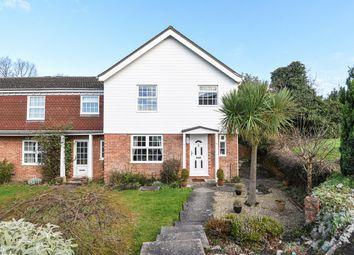 Thumbnail 4 bed end terrace house for sale in Milton Gardens, Wokingham