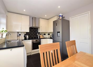 Thumbnail 2 bed terraced house for sale in Alderwood Close, Abridge, Romford, Essex