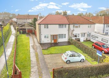 Thumbnail 3 bed semi-detached house for sale in Station Road, Church Fenton, Tadcaster