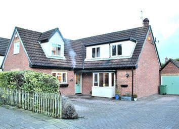 Thumbnail 4 bed detached house for sale in Lukins Drive, Dunmow