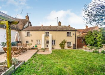 Thumbnail 3 bed cottage for sale in Manor Road, Stourpaine, Blandford Forum