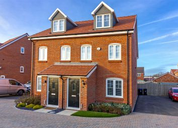 3 bed semi-detached house for sale in Peony Grove, Worthing BN13