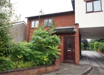Thumbnail 1 bedroom flat for sale in Chester Road, Lavister