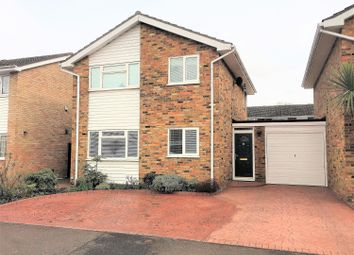 Thumbnail 3 bed detached house to rent in Mccarthy Way, Finchampstead, Wokingham