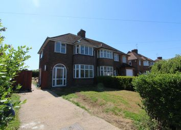 Thumbnail 3 bed semi-detached house to rent in Turnfurlong, Aylesbury