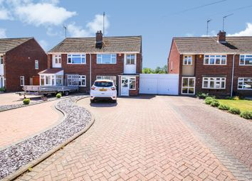 3 bed semi-detached house for sale in Winsford Avenue, Coventry CV5