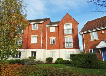 Thumbnail 1 bed flat for sale in Barbel Drive, Wolverhampton