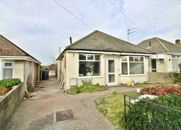 Thumbnail 3 bedroom detached bungalow for sale in Chandos Avenue, Waillisdown, Poole