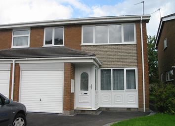 Thumbnail 3 bedroom semi-detached house to rent in Christopher Road, Selly Oak