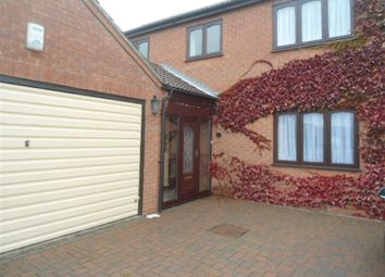 Thumbnail 4 bedroom detached house to rent in Secacroft Drive, Skegness, Lincolnshire