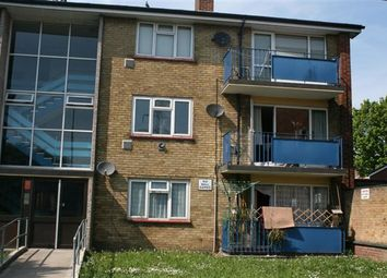 Thumbnail 3 bed flat to rent in Rochford Road, Wymering, Portsmouth, Hampshire