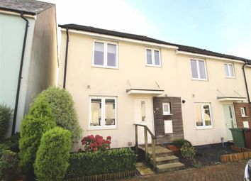 Thumbnail 3 bed end terrace house for sale in Fleetwood Gardens, Southway, Plymouth