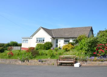 Thumbnail 3 bed detached bungalow for sale in Ilfracombe, Devon