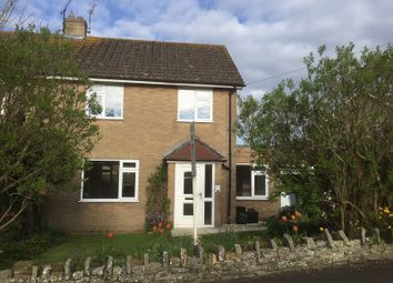 Thumbnail 3 bed semi-detached house for sale in Ridgway, West Chinnock, Crewkerne