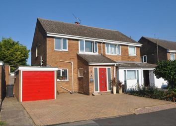 Thumbnail 3 bed semi-detached house to rent in Hillyard Road, Southam
