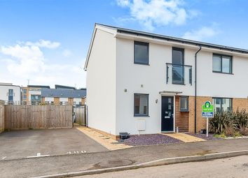 Thumbnail 2 bedroom property for sale in Miller Way, Peterborough