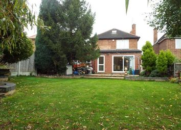 Thumbnail 4 bed detached house for sale in Aspley Park Drive, Aspley, Nottingham, Nottinghamshire
