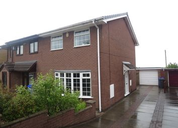 Thumbnail 3 bed semi-detached house for sale in Orpheus Grove, Birches Head, Stoke-On-Trent