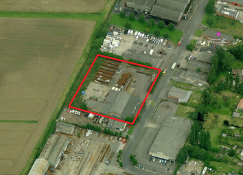 Thumbnail Industrial for sale in Hebden Road, Scunthorpe