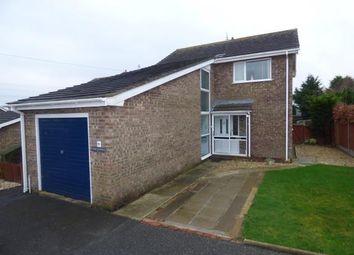 Thumbnail 4 bed detached house for sale in Glan Llyn, Ffordd Caergybi, Llanfairpwllgwyngyll, Sir Ynys Mon