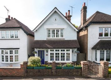 Thumbnail 3 bedroom detached house for sale in Amy Road, Oxted, Surrey