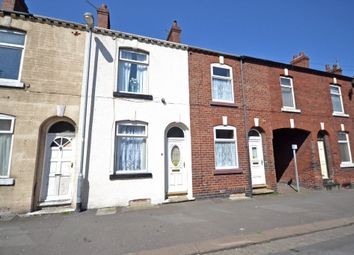 Thumbnail 2 bed terraced house for sale in Earl Street, Warmfield, Wakefield