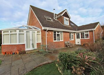Thumbnail 5 bed detached house for sale in Jordans Lane, Sway, Lymington