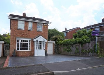 Thumbnail 3 bed detached house for sale in Lytton Lane, Birmingham