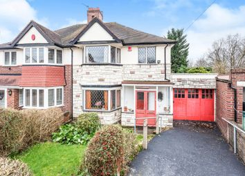 Thumbnail 3 bed semi-detached house for sale in Law Cliff Road, Great Barr, Birmingham