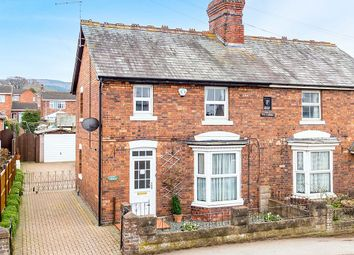 Thumbnail 3 bed semi-detached house for sale in The Laurels, Minsterley, Shrewsbury