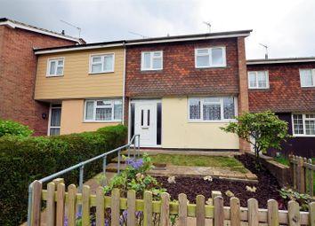 Thumbnail 3 bed terraced house for sale in Eskin Close, Tilehurst, Reading