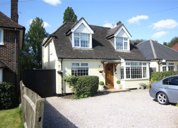 Thumbnail 3 bed detached house for sale in Nutfield Road, Merstham, Redhill