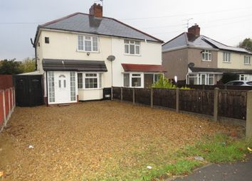 Thumbnail 2 bedroom semi-detached house for sale in Cannock Road, Featherstone/ Shareshill, Wolverhampton