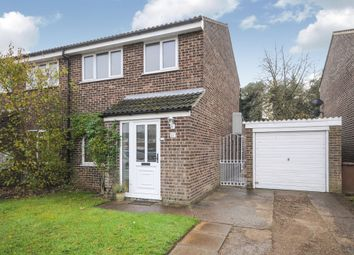 Thumbnail 3 bed semi-detached house for sale in Marigold Drive, Red Lodge, Bury St. Edmunds