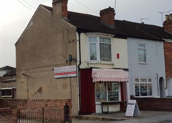 Thumbnail 1 bedroom end terrace house for sale in Melrose Road, Gainsborough