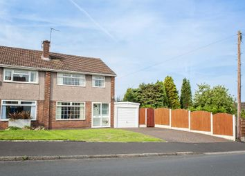 Thumbnail 3 bedroom semi-detached house for sale in 2 Lord Derby Road, Gee Cross