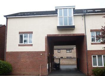 Thumbnail 2 bed flat for sale in Cook Street, Darlaston, Wednesbury