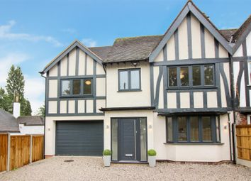 Thumbnail 5 bed property for sale in Derby Road, Bramcote, Nottingham