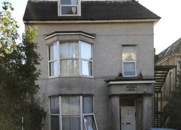 Thumbnail 3 bed flat for sale in Lonsdale Villas, Plymouth, Devon