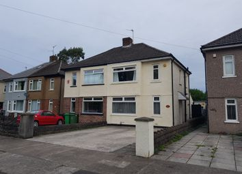 Thumbnail 3 bed detached house for sale in Lansdowne Avenue West, Canton, Cardiff