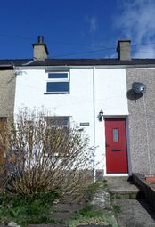 Thumbnail 2 bedroom terraced house to rent in Hyfrydle Road, Talysarn, Caernarfon