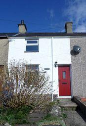 Thumbnail 2 bed terraced house to rent in Hyfrydle Road, Talysarn, Caernarfon
