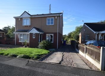 Thumbnail 2 bed semi-detached house to rent in Broughton Road, Stoke-On-Trent