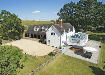 Thumbnail 6 bed detached house for sale in Morton Bagot, Studley, Warwickshire
