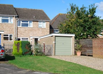 Thumbnail 3 bed end terrace house for sale in Heron Close, Guildford