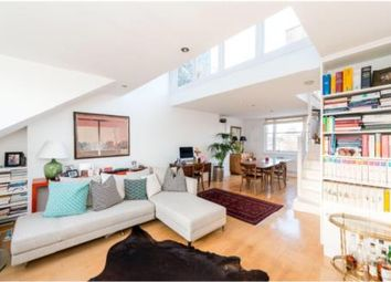 Thumbnail 3 bed flat to rent in Ainger Road, London